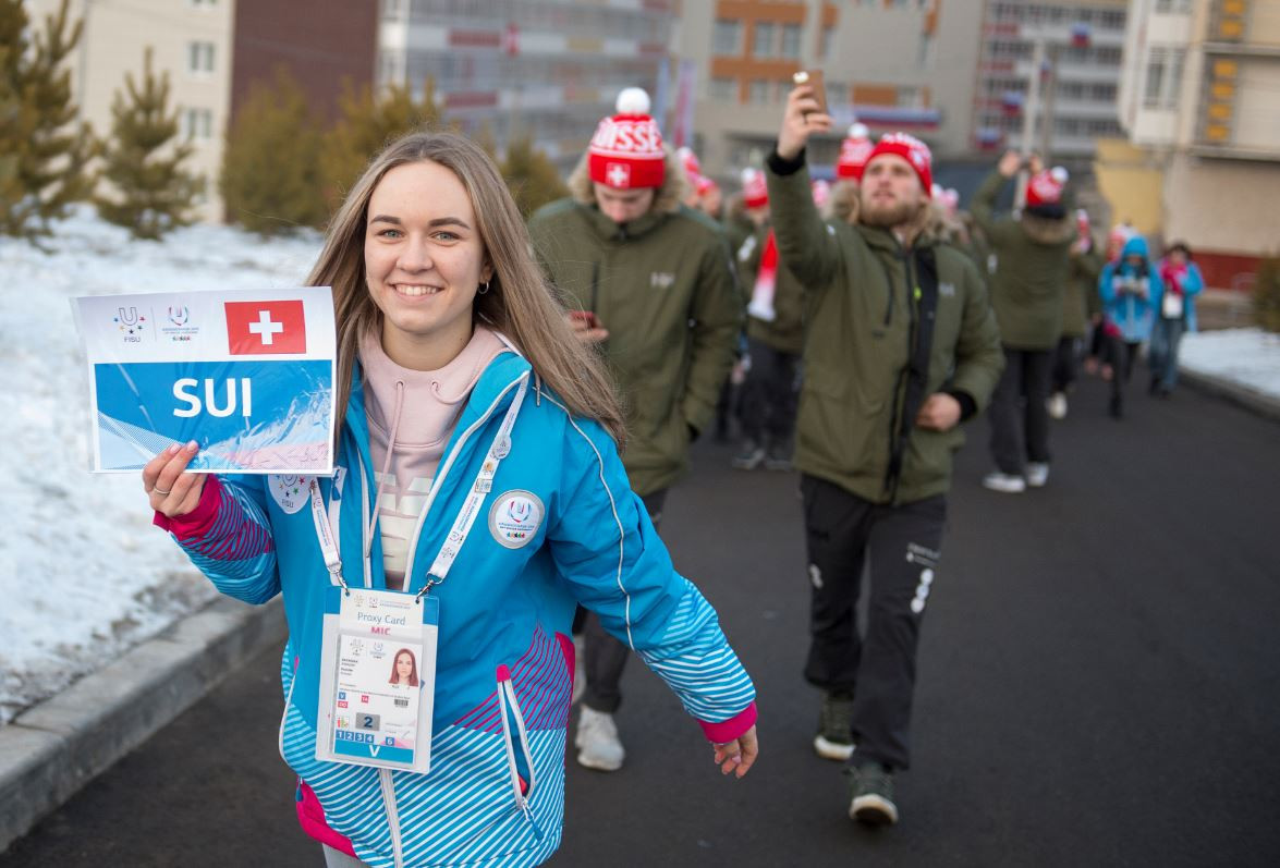Lucerne 2021 is looking for volunteers for the 2021 Winter University Games ©Lucerne 2021