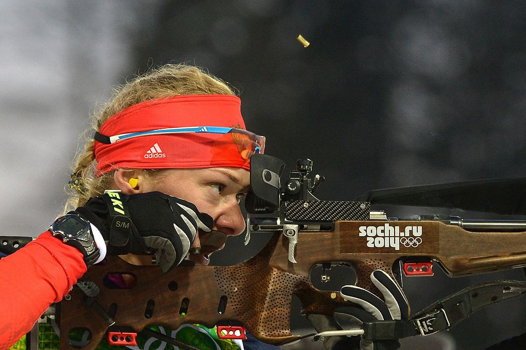 Zaitseva withdraws from race for place on Russian Biathlon Union Board