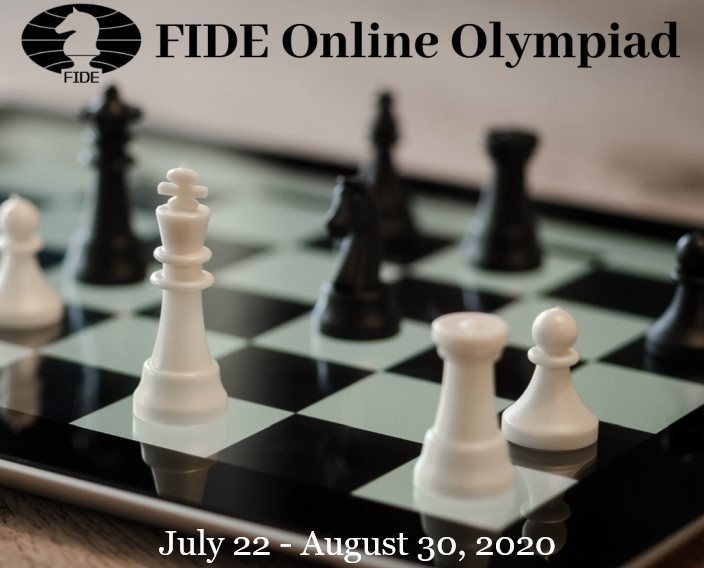 The FIDE is set to organise an online Chess Olympiad, beginning later this month ©FIDE