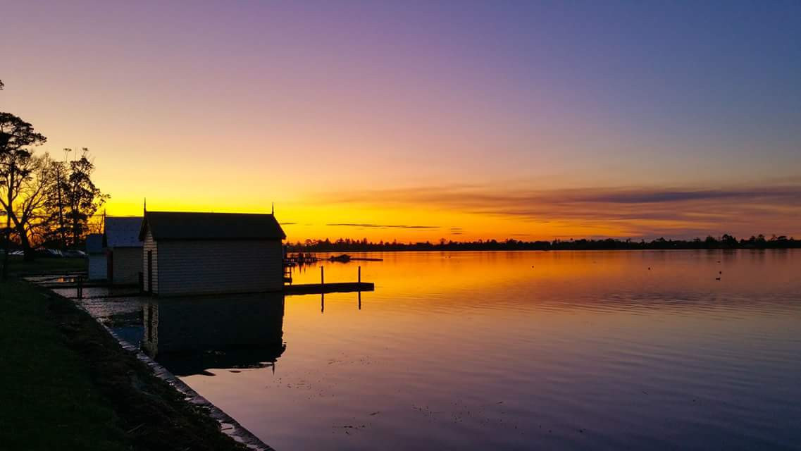 Lake Wendouree in Australia was the scene of Hecht's greatest triumph at the 1956 Olympic Games ©Travel Notes