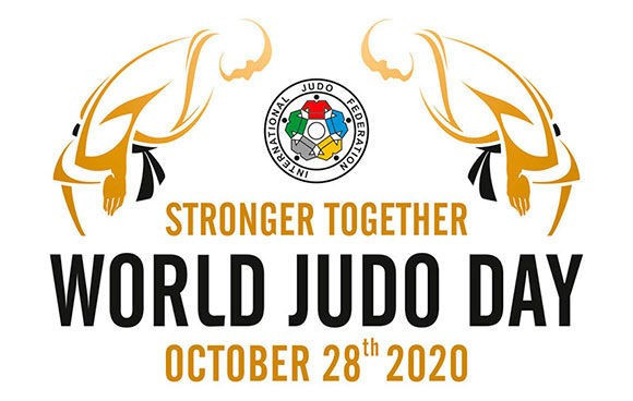 "IJF reveals ""Stronger Together"" theme for World Judo Day 2020"