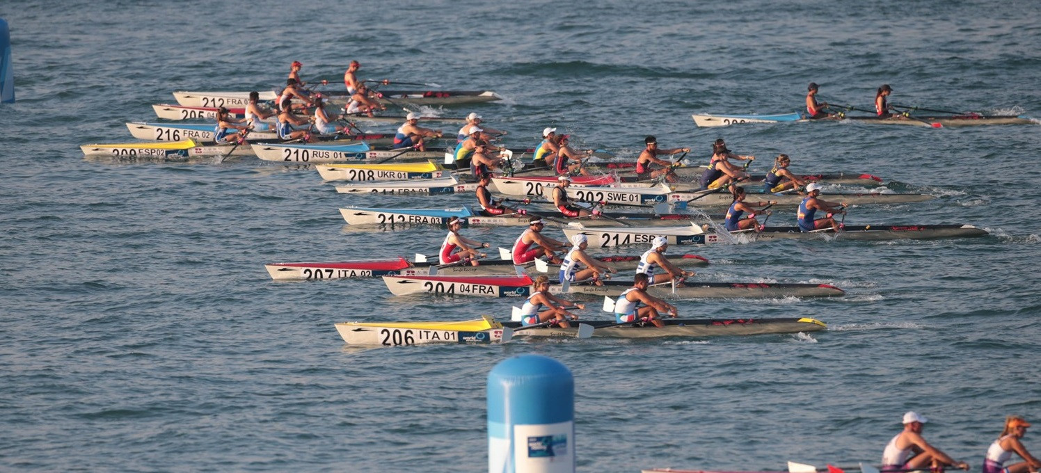 The hosts for two World Rowing Coastal Championships and Beach Sprint Finals have been decided ©FISA