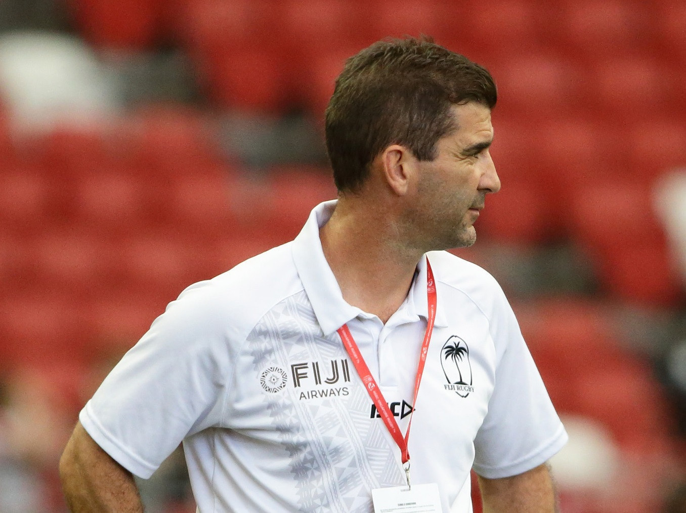 Fiji head coach Baber extends contract to lead rugby sevens Olympic title defence