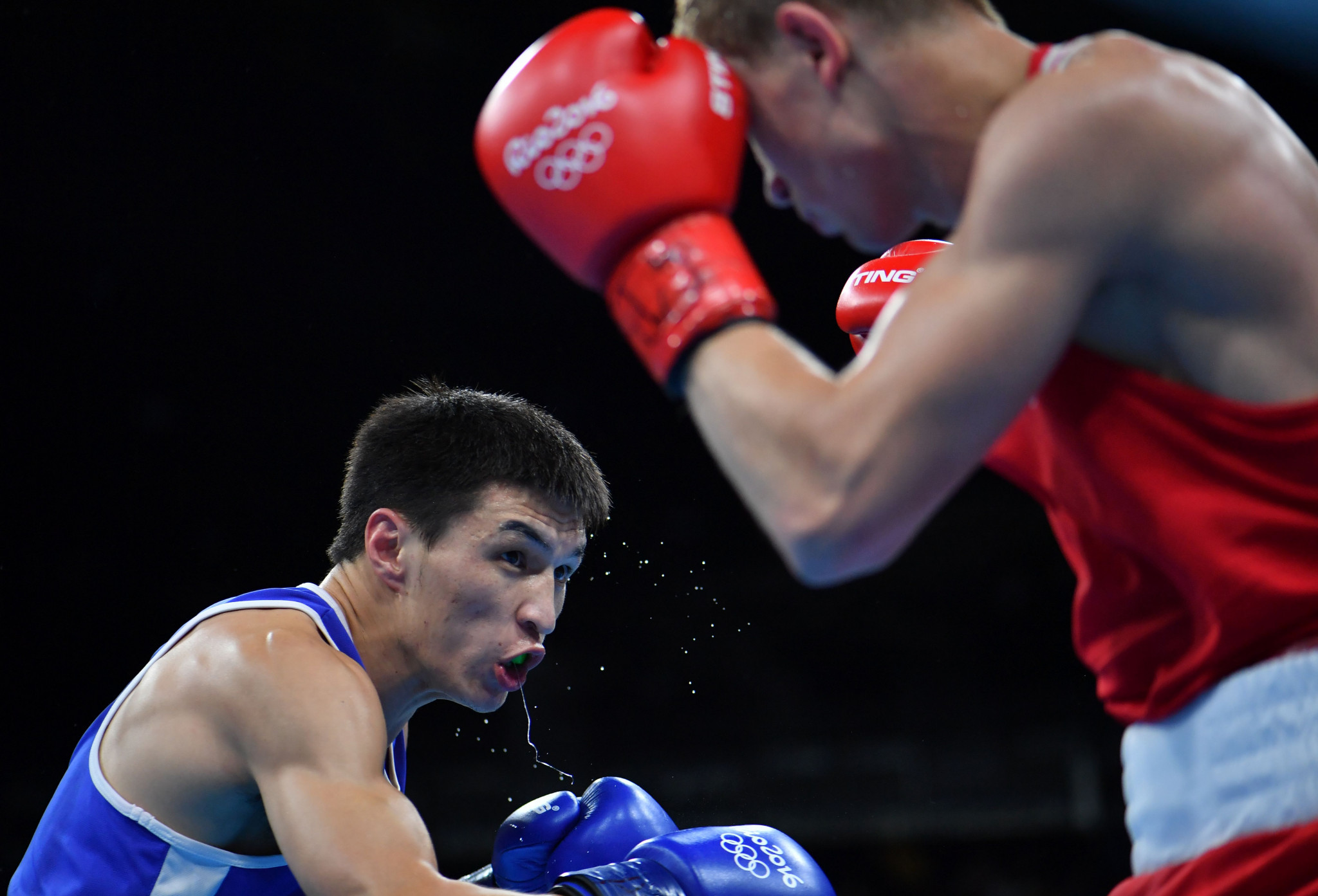 Kyrgyzstan boxers return to national training centre following COVID-19 break