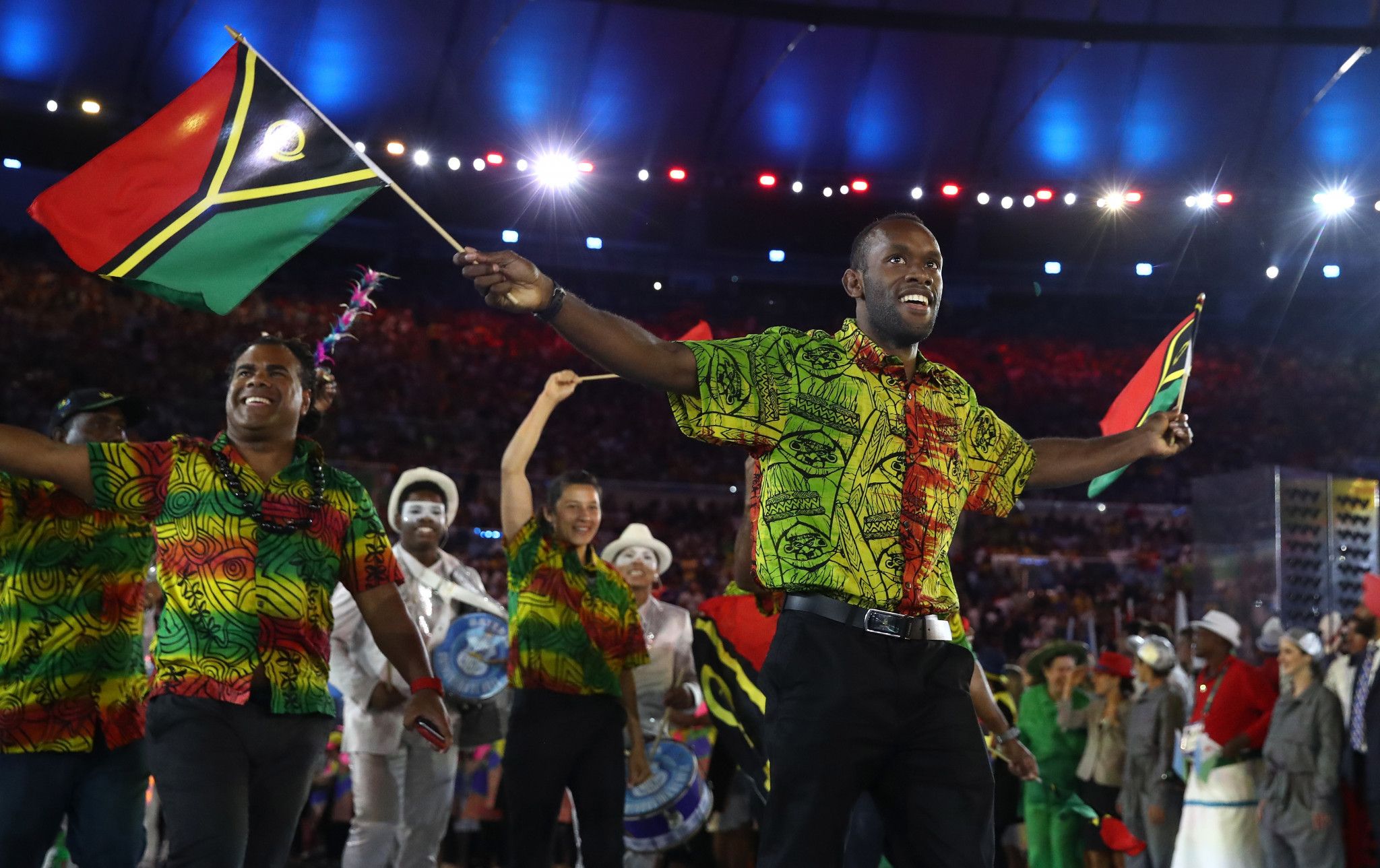 Vanuatu has sent athletes to the last eight Summer Olympic Games ©Getty Images