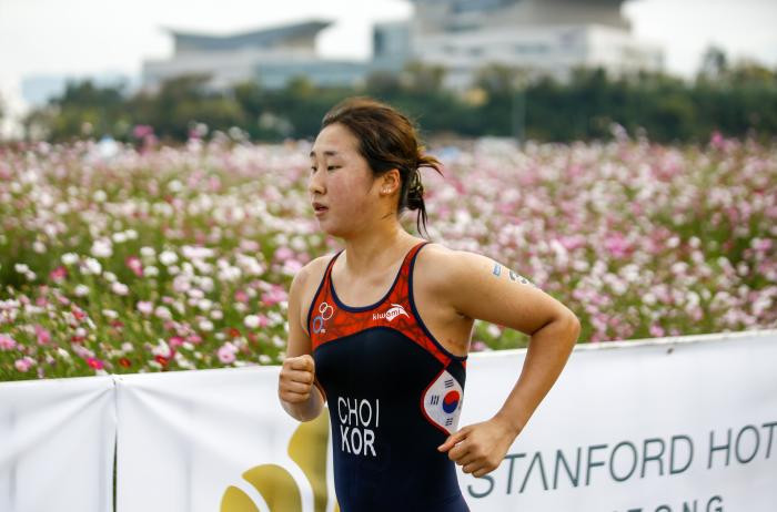 South Korean triathlete Choi Suk-hyeon has taken her own life ©ITU