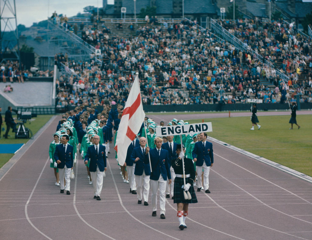 The 1970 Commonwealth Games were the first to be televised in colour ©Getty Images