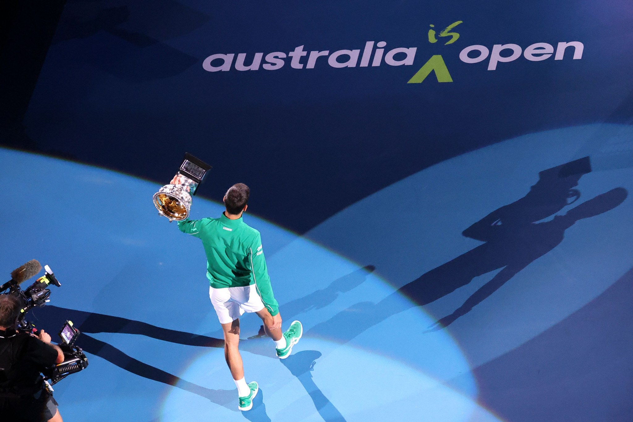 Tennis Australia expect the Australian Open to take place in Melbourne as planned ©Getty Images