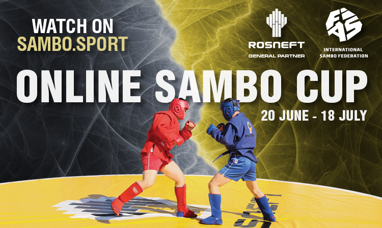 FIAS has been holding Online Sambo Cup events during the coronavirus pandemic ©FIAS