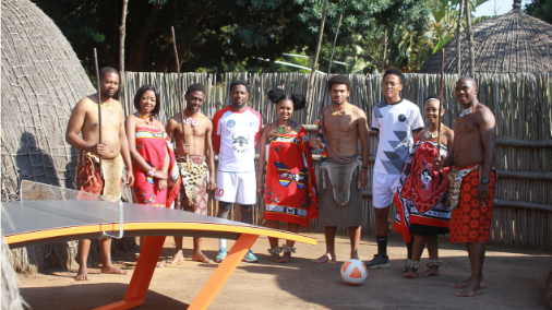 Teqball Eswatini Federation report high demand for tables