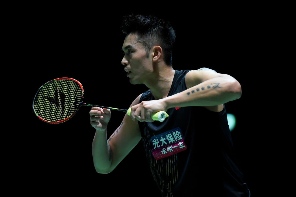 Double Olympic champion Lin Dan retires from badminton