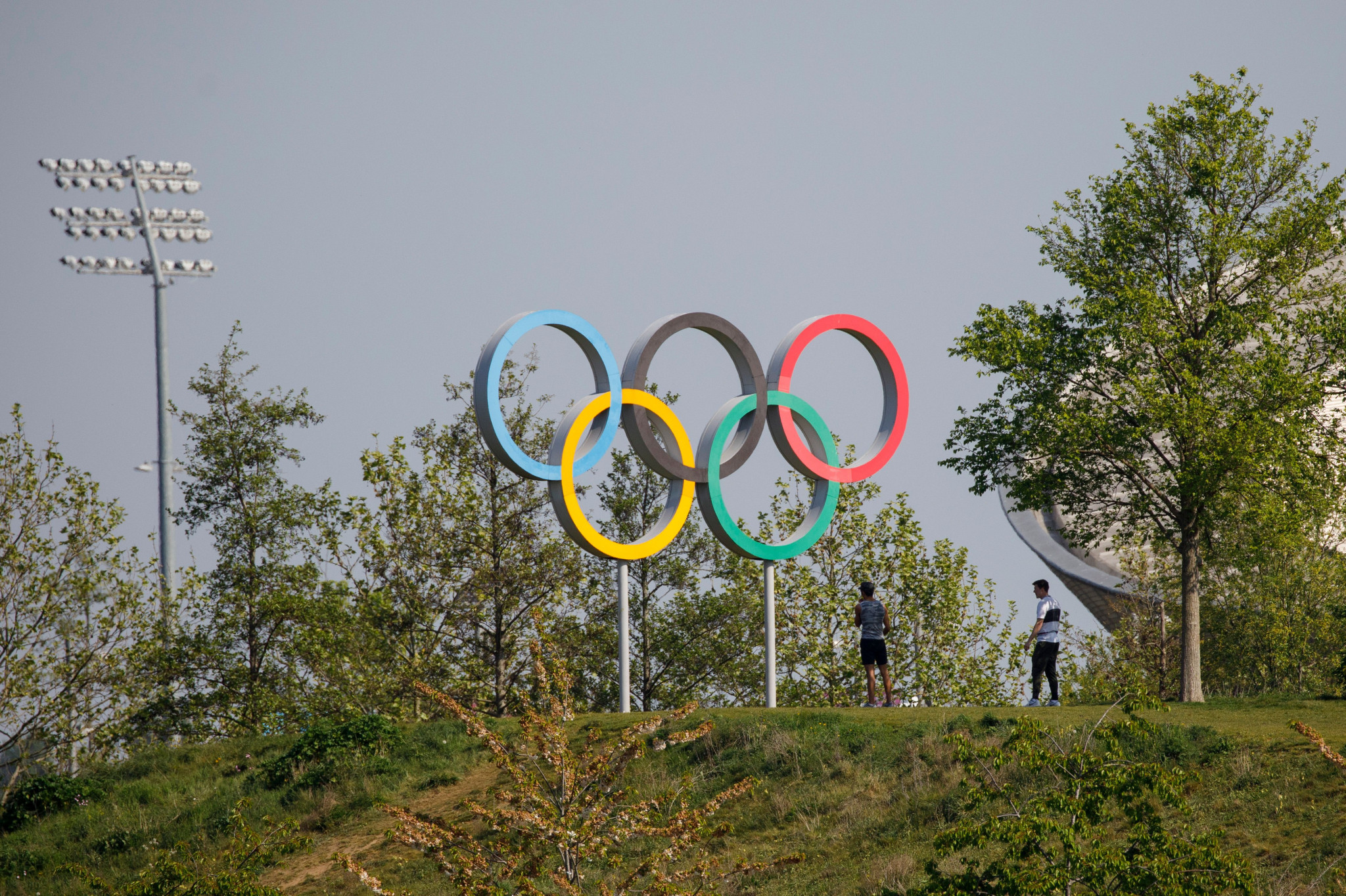 UK Sport received an assurance of Government funding for the postponed Olympic and Paralympic Games ©Getty Images