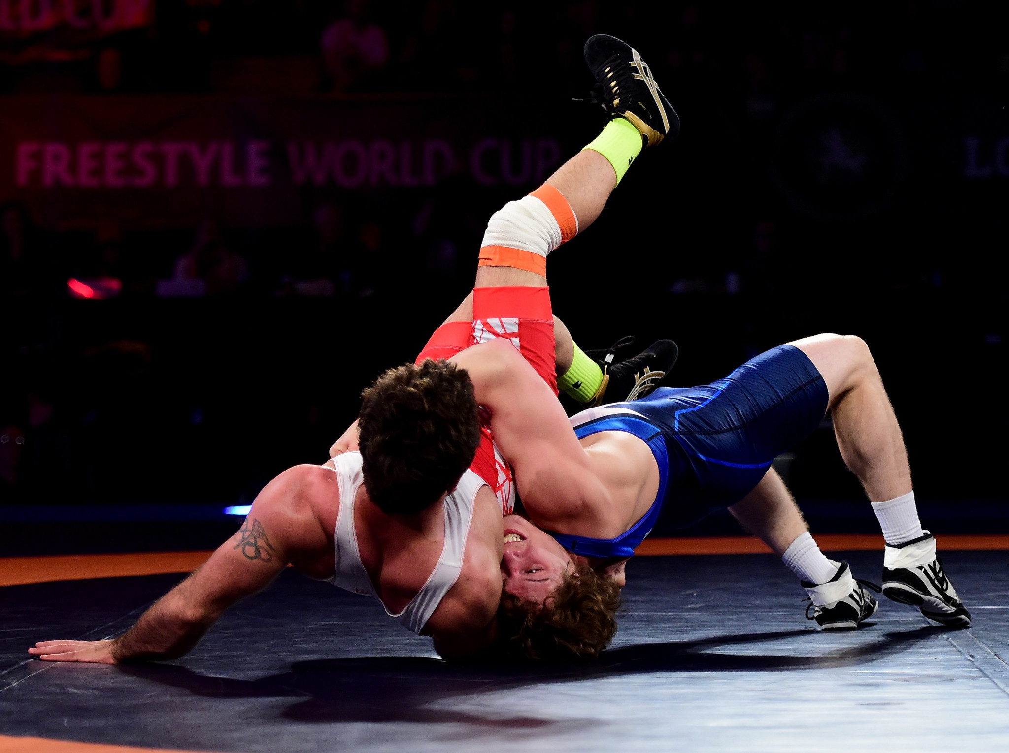 United World Wrestling are holding a Senior World Championships in December 2020 to allow them to be staged at the same venue as the junior equivalent ©Getty Images