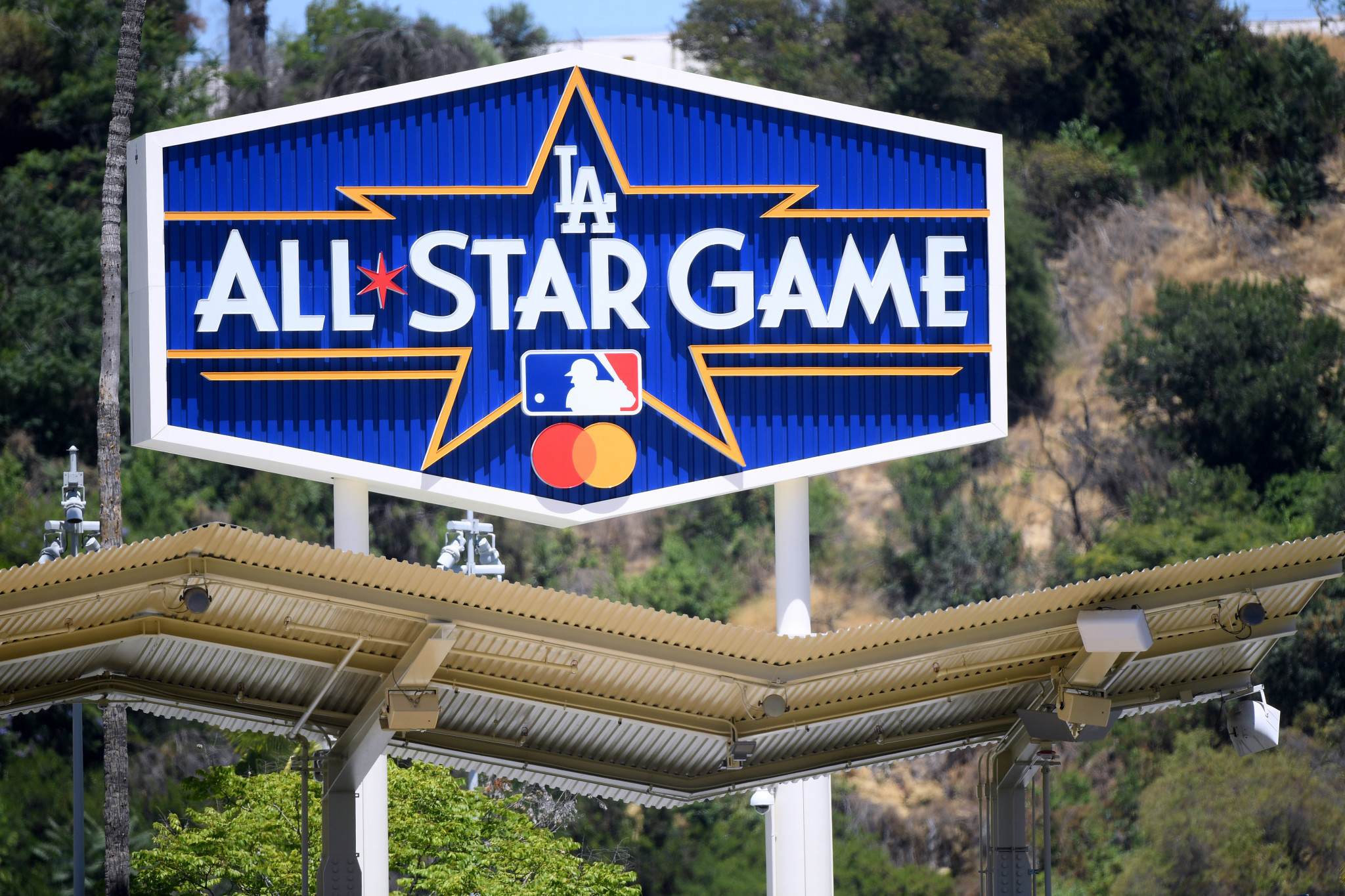 MLB cancel this year's All-Star Game in Los Angeles