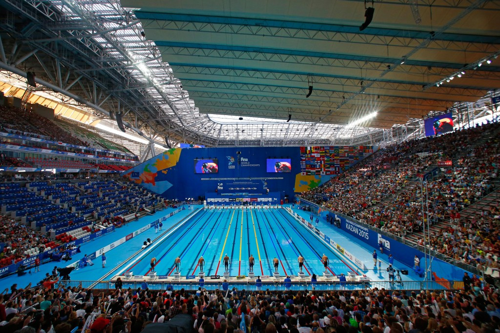 Kazan and Budapest awarded 2025 and 2027 World Aquatics Championships