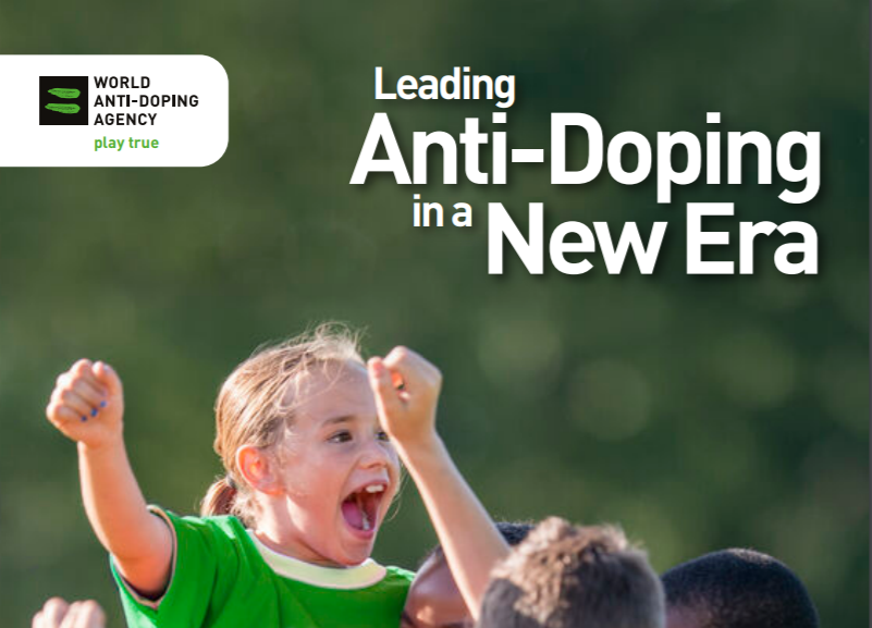WADA publishes five-year strategic plan