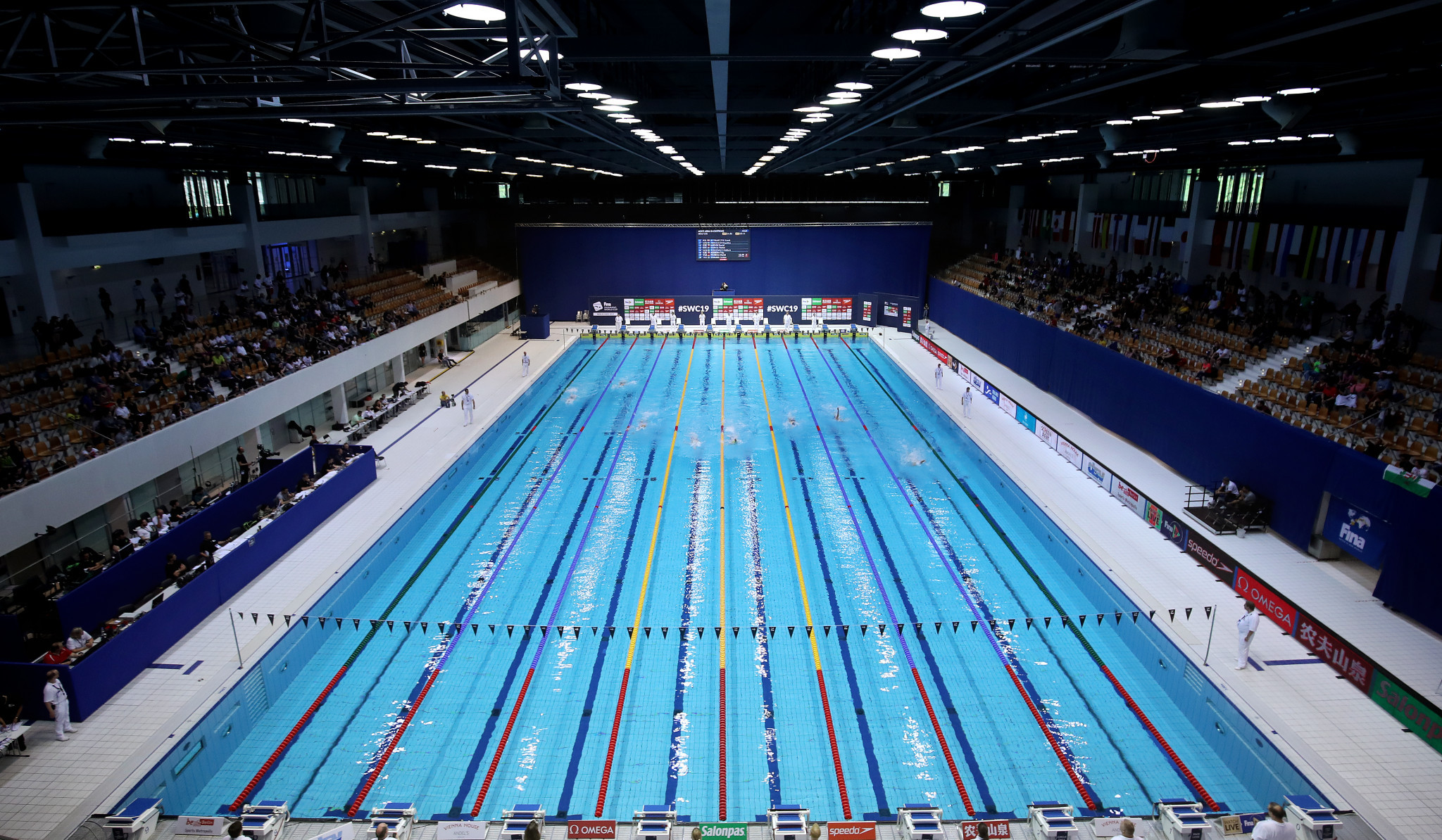 FINA is aiming to build on its status as the summer International Federation with the most medal events at Tokyo 2020 ©Getty Images