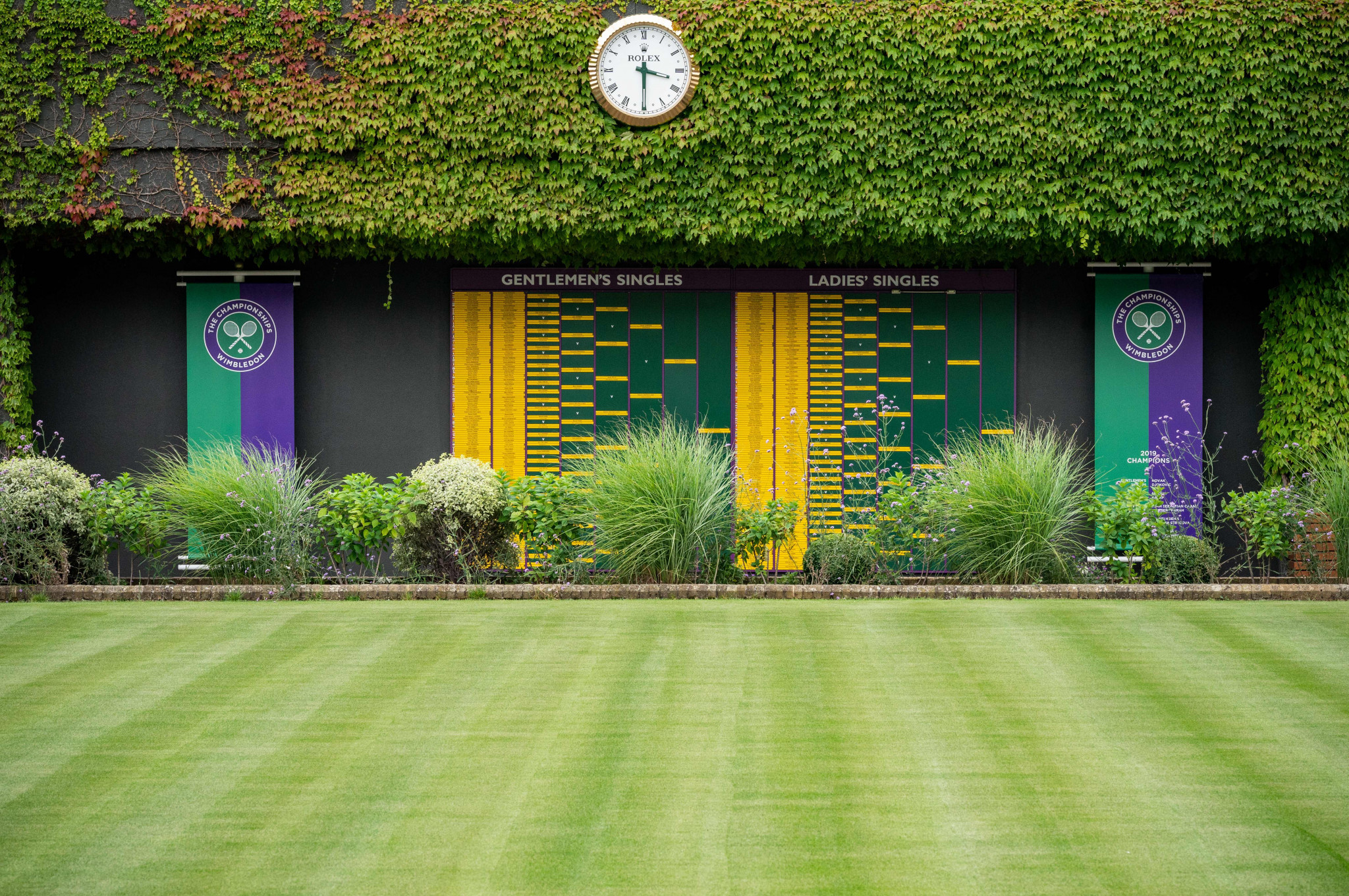 The AELTC are expected to receive a large insurance payout after the cancellation of this year's Wimbledon ©Getty Images