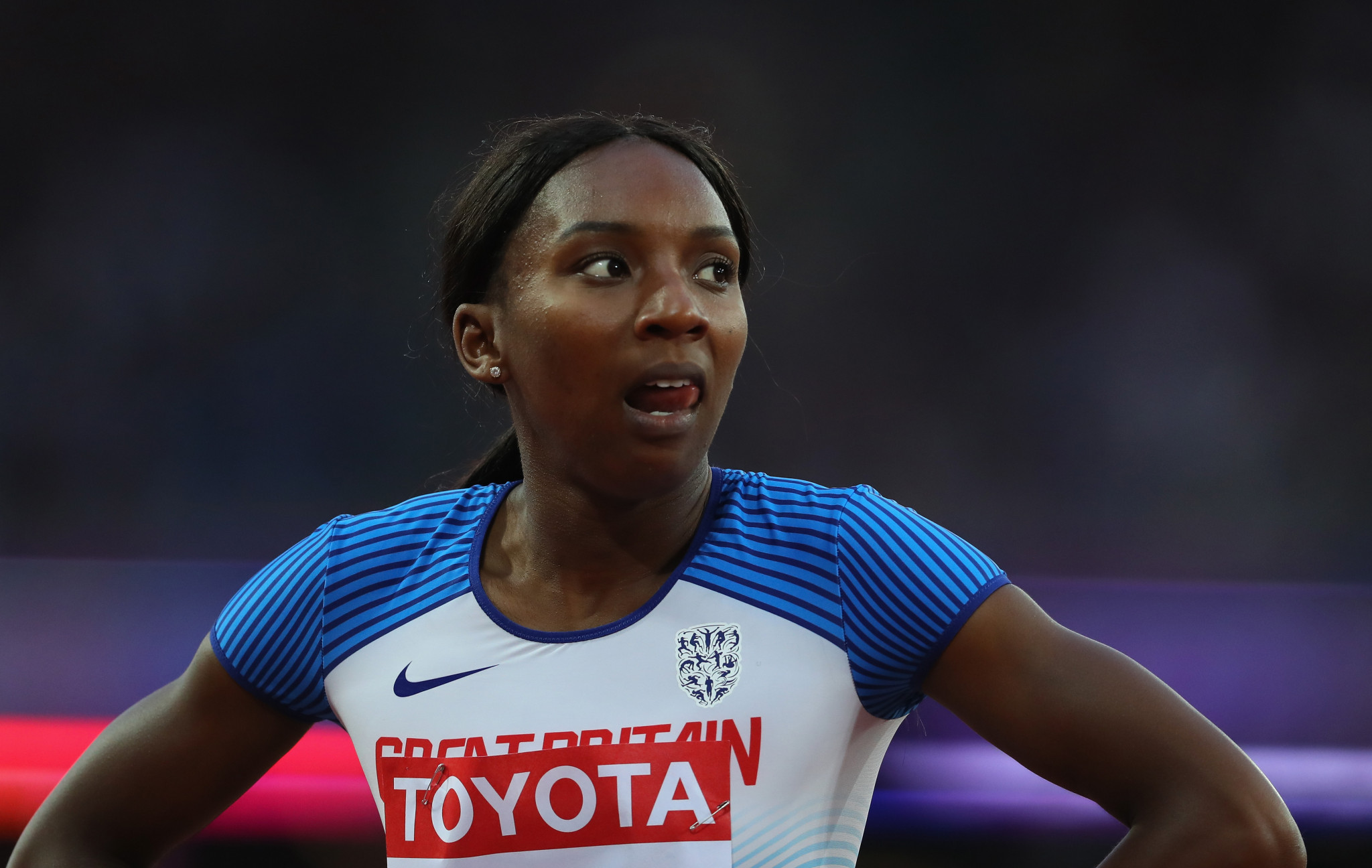 Metropolitan Police apologise to British sprinter Williams over stop and search