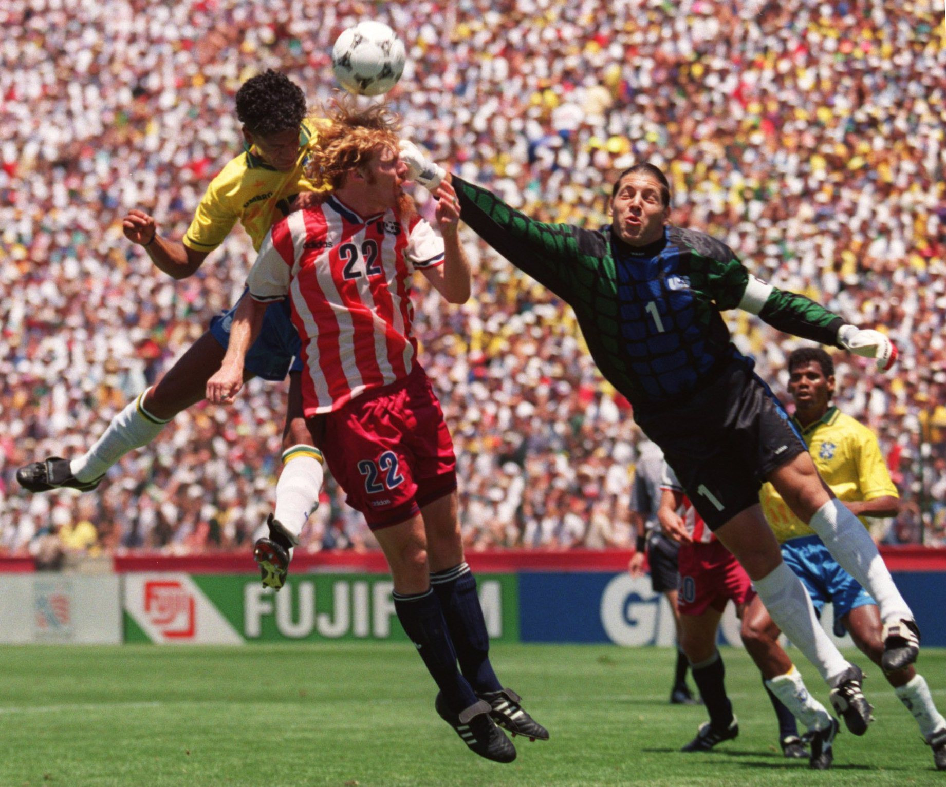The US last hosted the World Cup in 1994 ©Getty Images