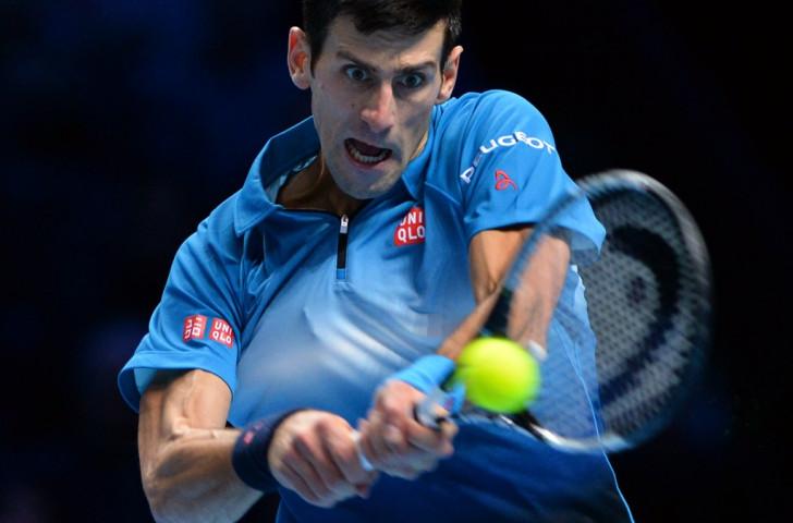 Novak Djokovic won a career-best 11 titles in 2015