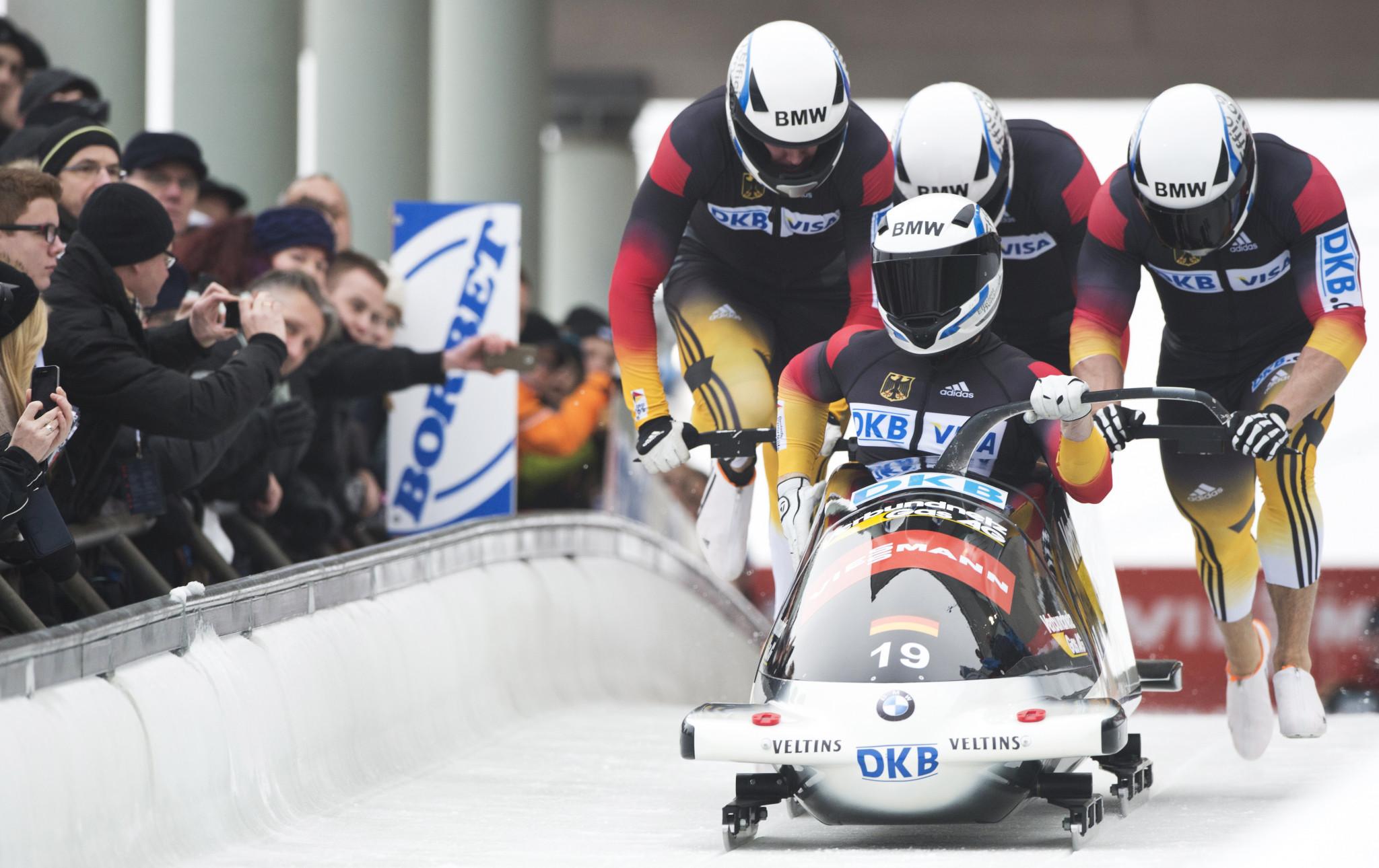 IBSF names Winterberg as host of 2021 European Championships