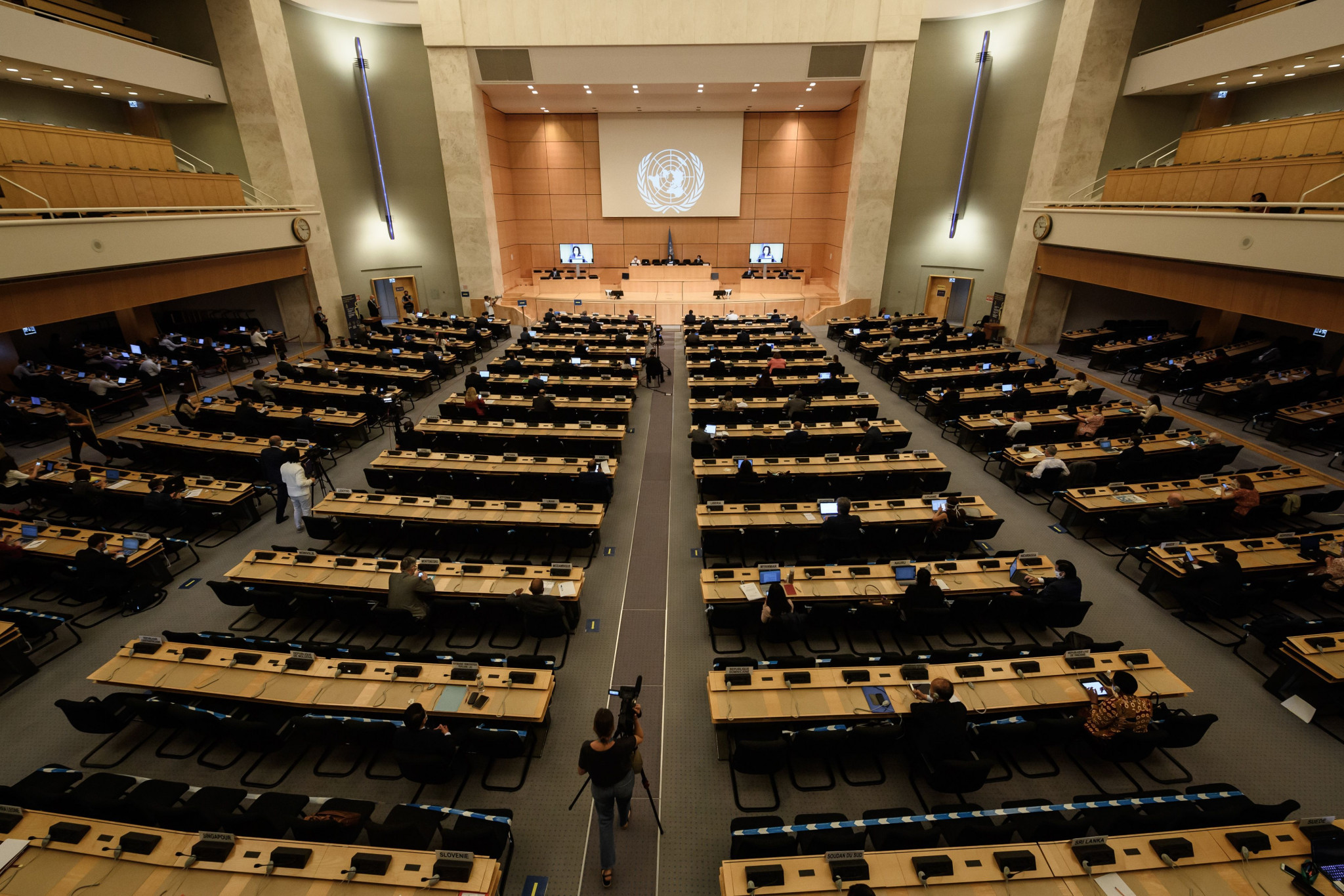UN General Assembly approves change of Olympic Truce observation period