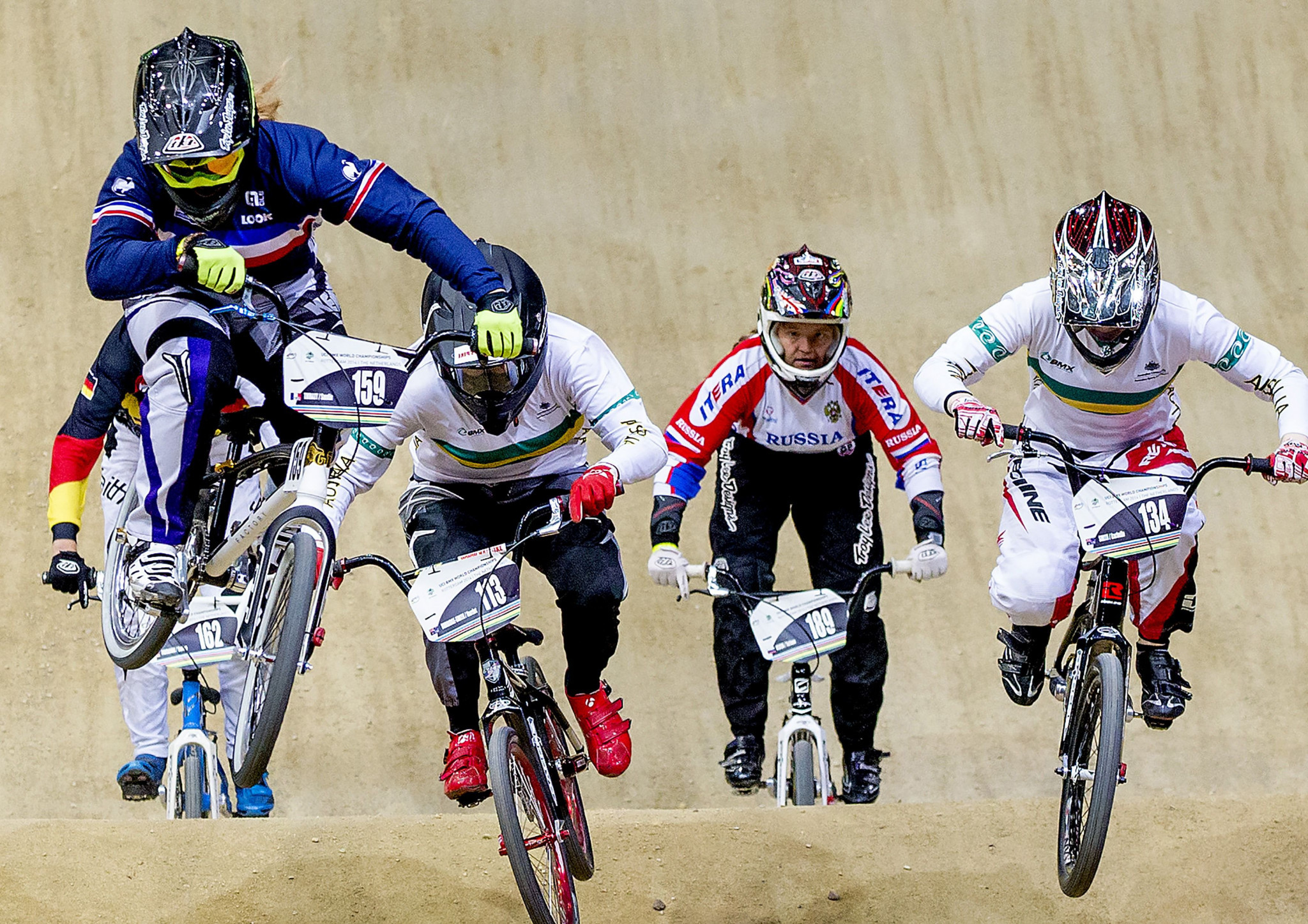 BMX World Championships cancelled as UCI provide update on events