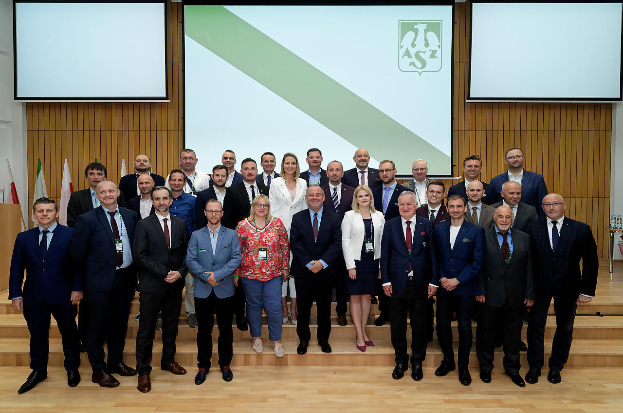 The new Board of the Polish University Sport Association has been elected ©AZS
