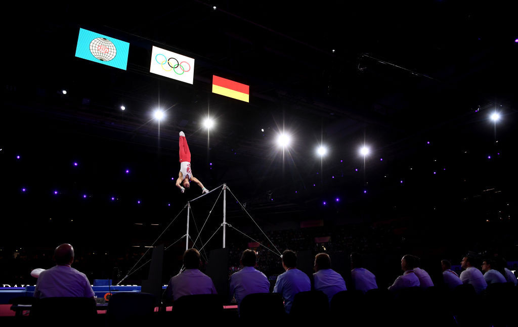 Copenhagen had been due to host the Artistic Gymnastics World Championships for the first time ©Getty Images