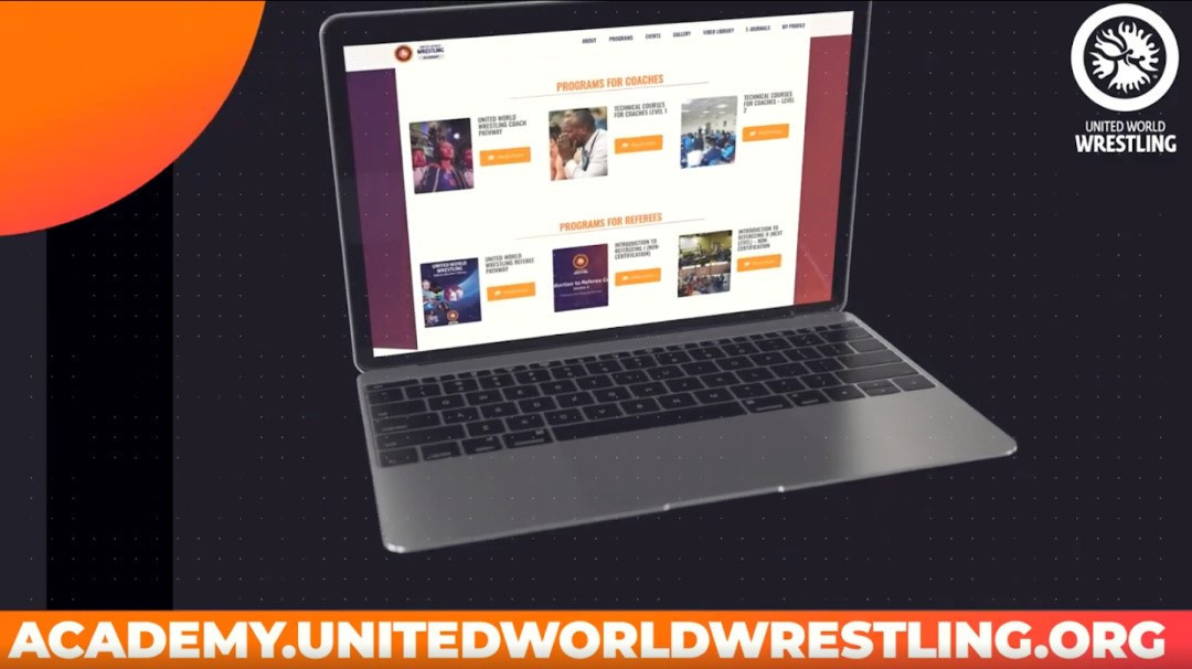 United World Wrestling launches online academy