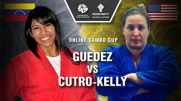 Sambo athletes from the Americas compete in friendly contest online