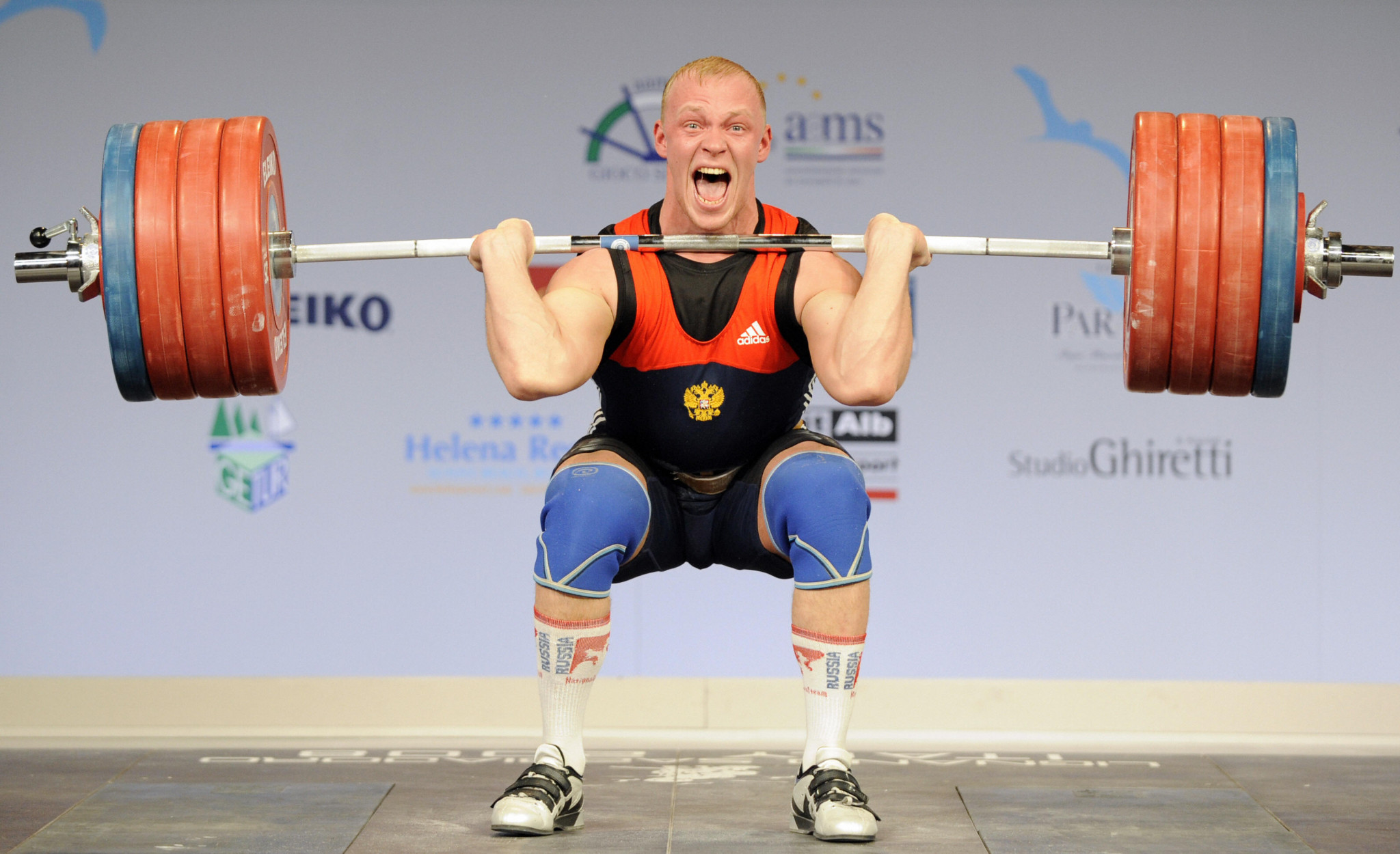 Double European weightlifting champion Demanov handed doping suspension