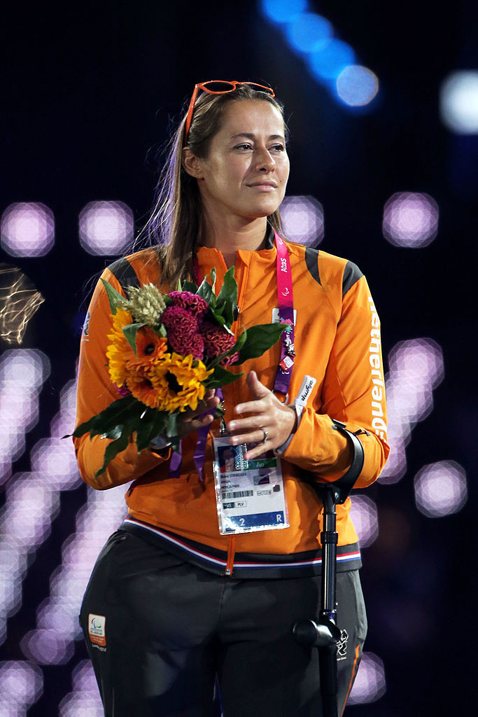 Stinissen resigns as vice-chair of IPC Athletes' Council