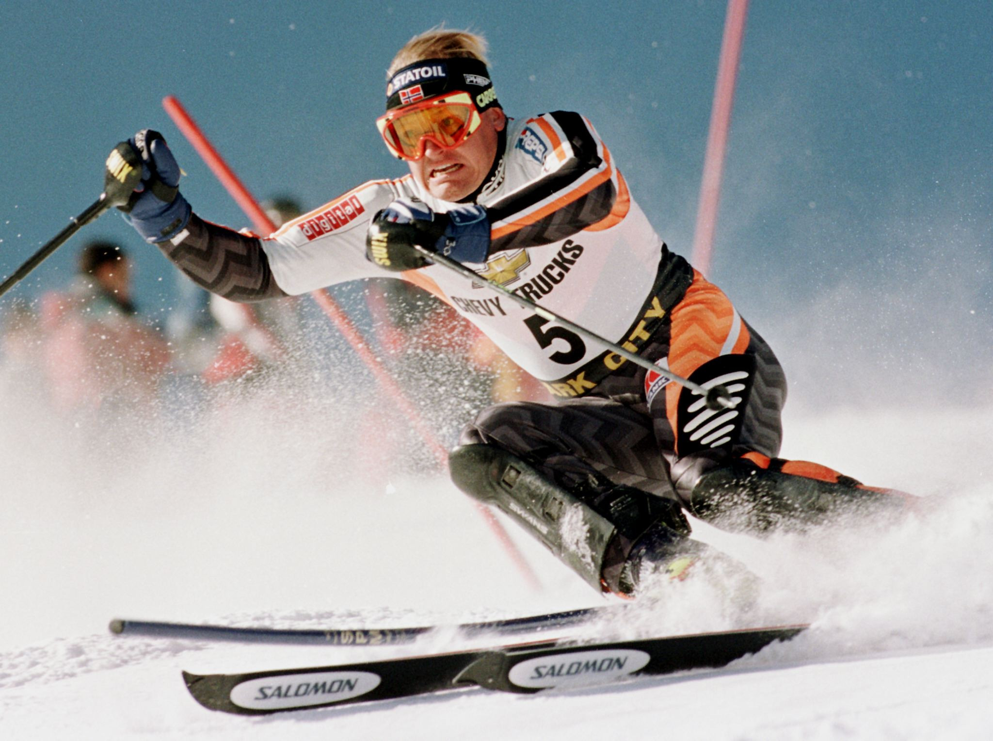 Albertville 1992 Olympic slalom champion Jagge dies at 54