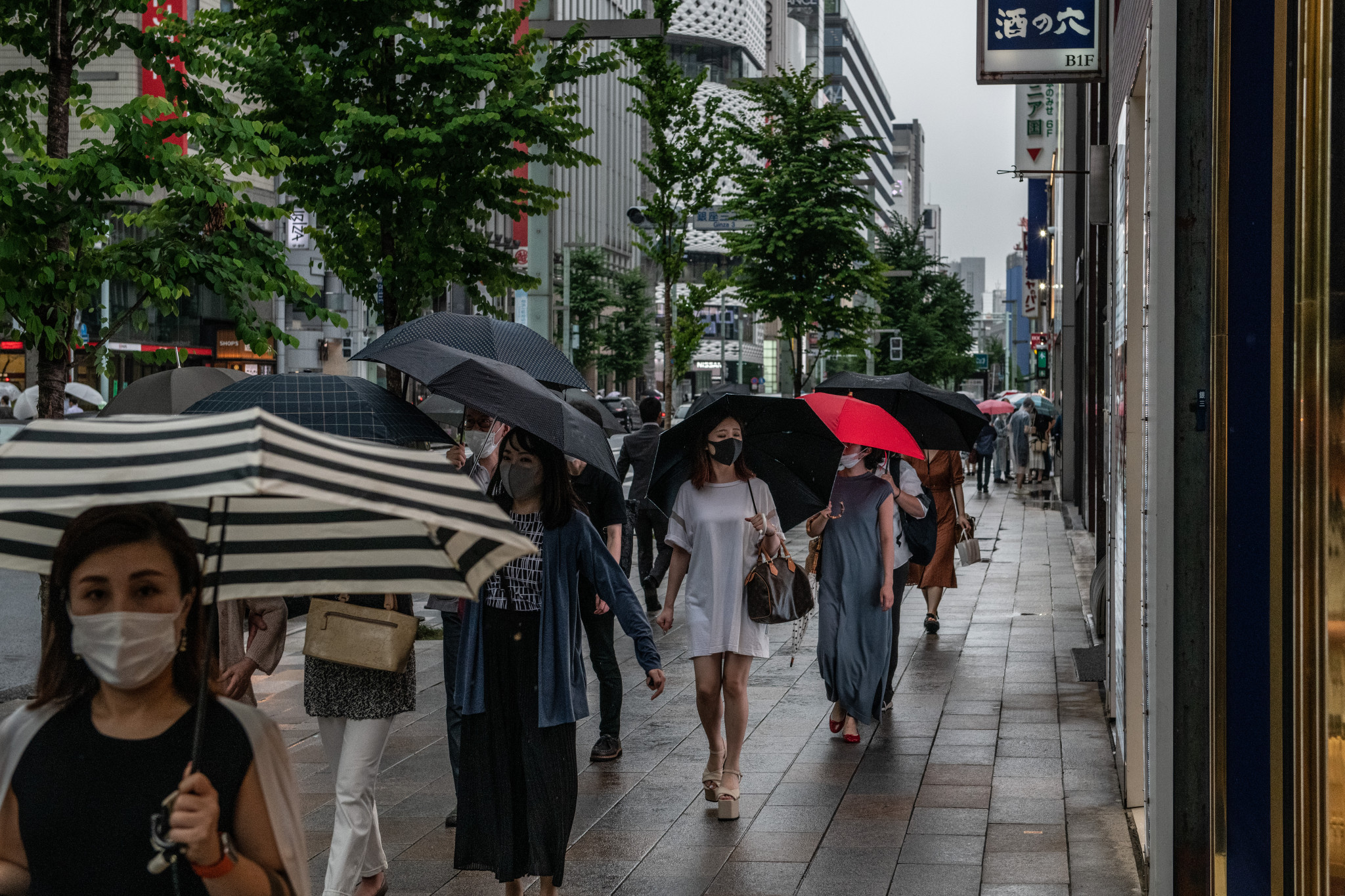 Record high of coronavirus cases in Tokyo blamed on increased testing