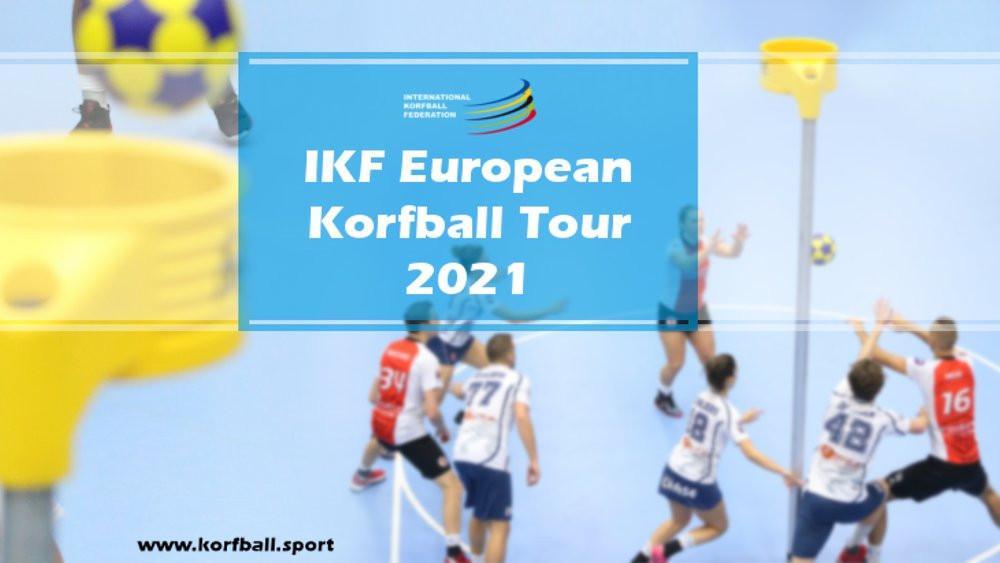 International Korfball Federation create European Tour for 2021