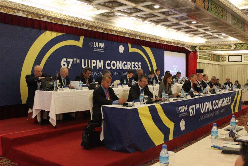 Schormann's Presidency extended as UIPM Congress postponed to 2021
