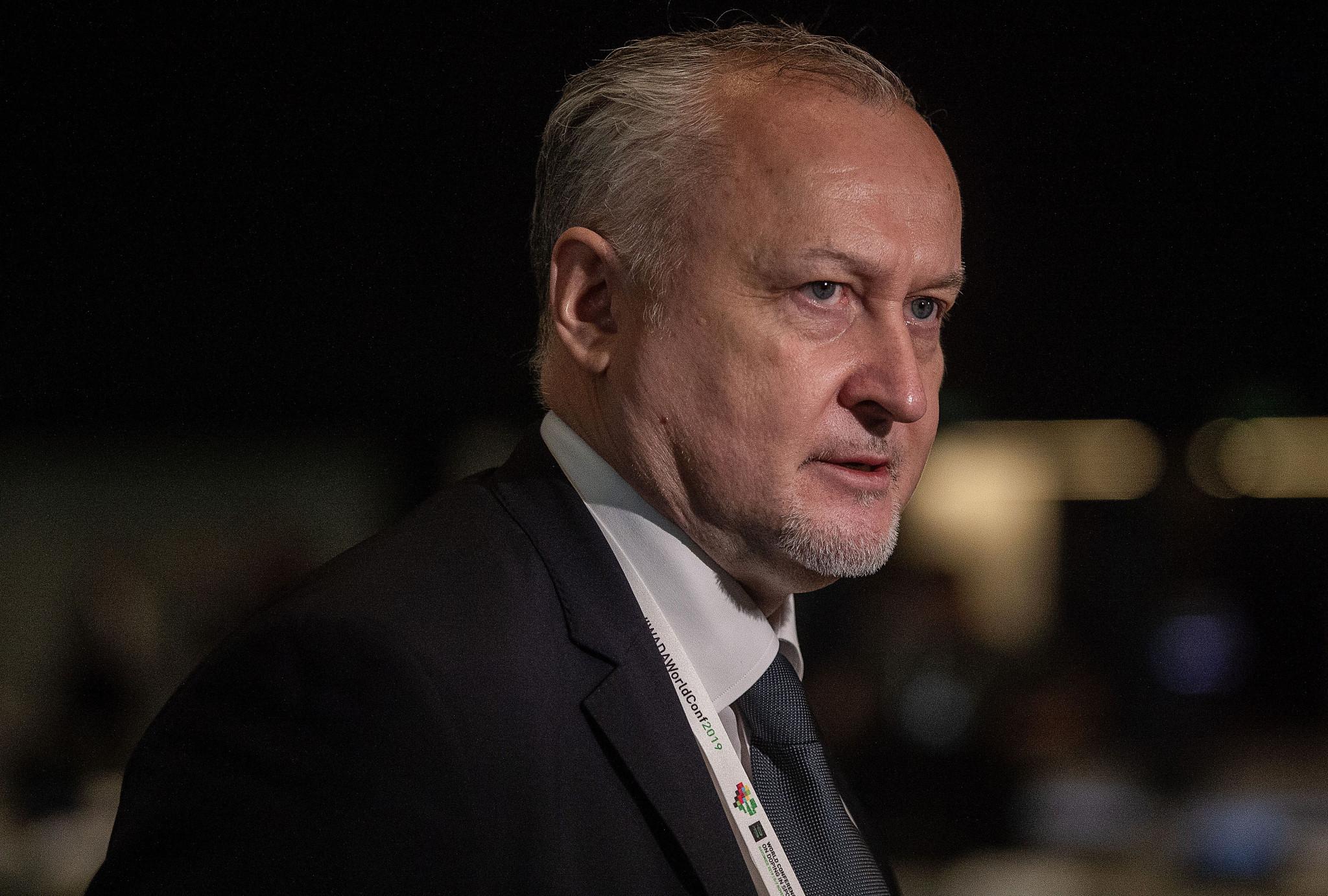 RUSADA director general Ganus denies allegations of corruption