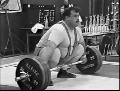 Weightlifting world record holder Antonio Krastev has died in a car crash at the age of 58 ©Wikipedia