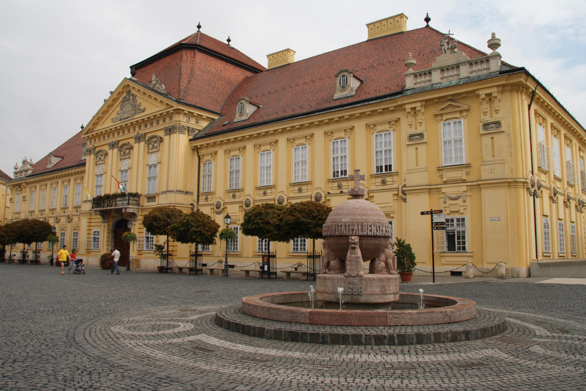 Székesfehérvár will now host the European Modern Pentathlon Championships in 2022 ©Wikipedia