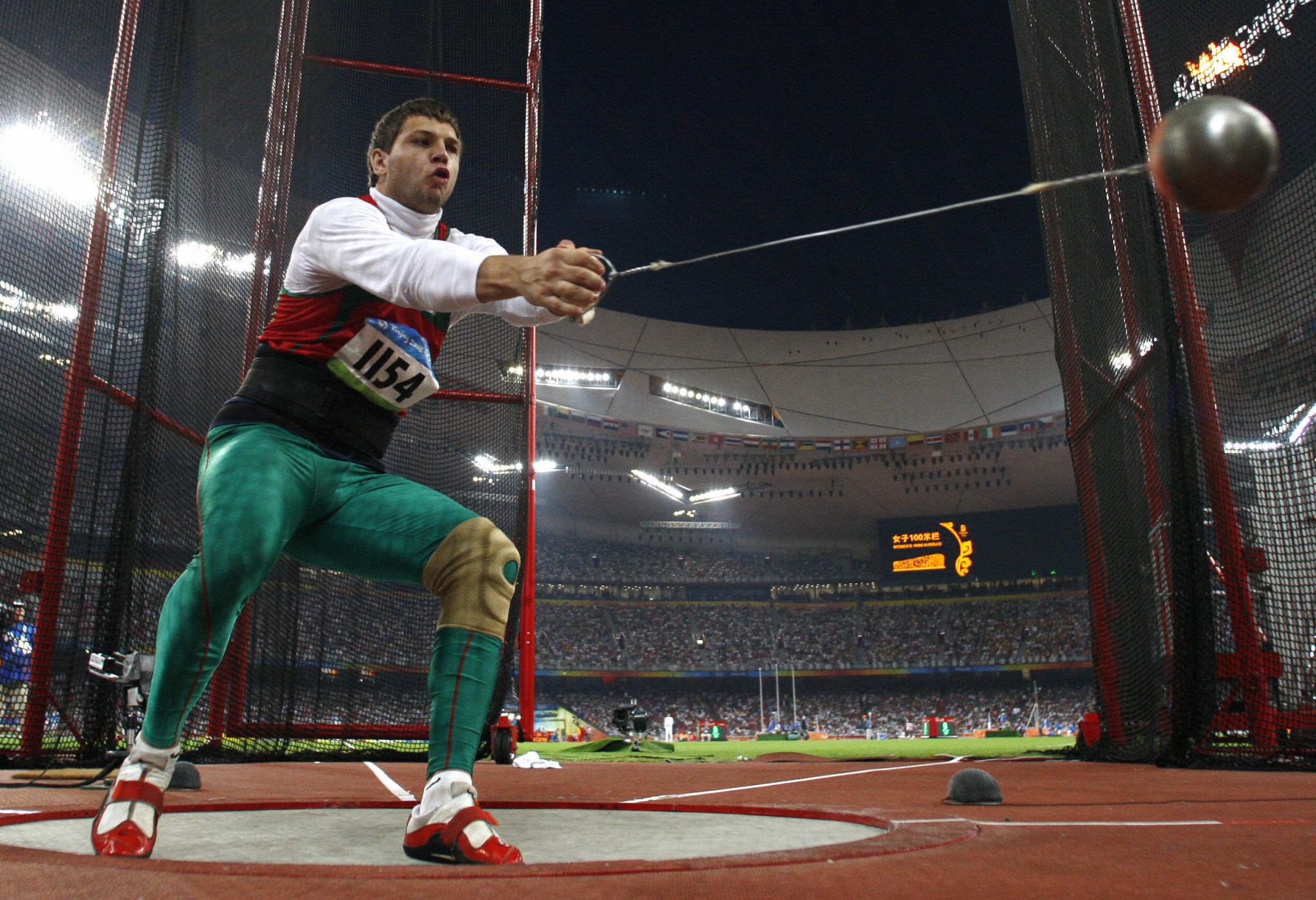 Vadim Devyatovskiy earned silver at the Beijing 2008 Olympic Games ©Getty Images