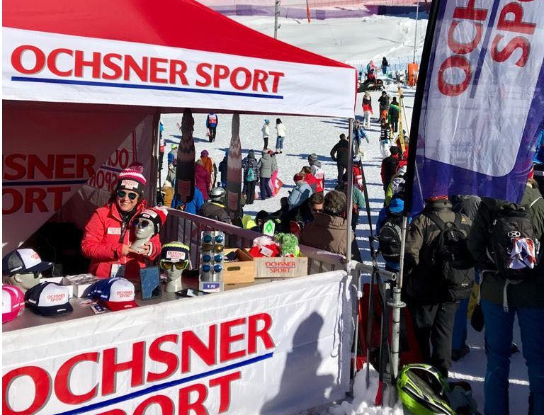 Ochsner Sport become official supplier of Lucerne 2021