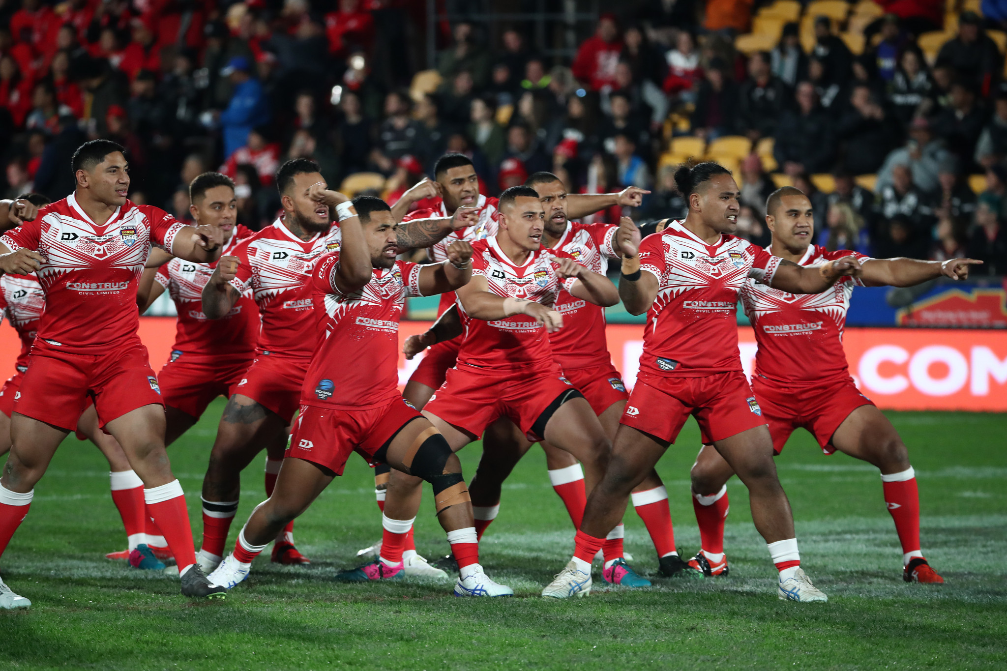 Tonga Ma'a Tonga Rugby League submits application to join IRL