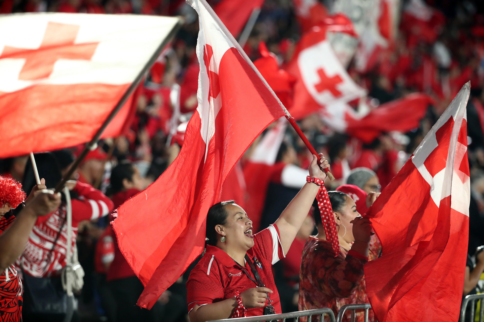 The Tonga National Rugby League Board has appealed its expulsion from the sport to the Court of Arbitration for Sport ©Getty Images