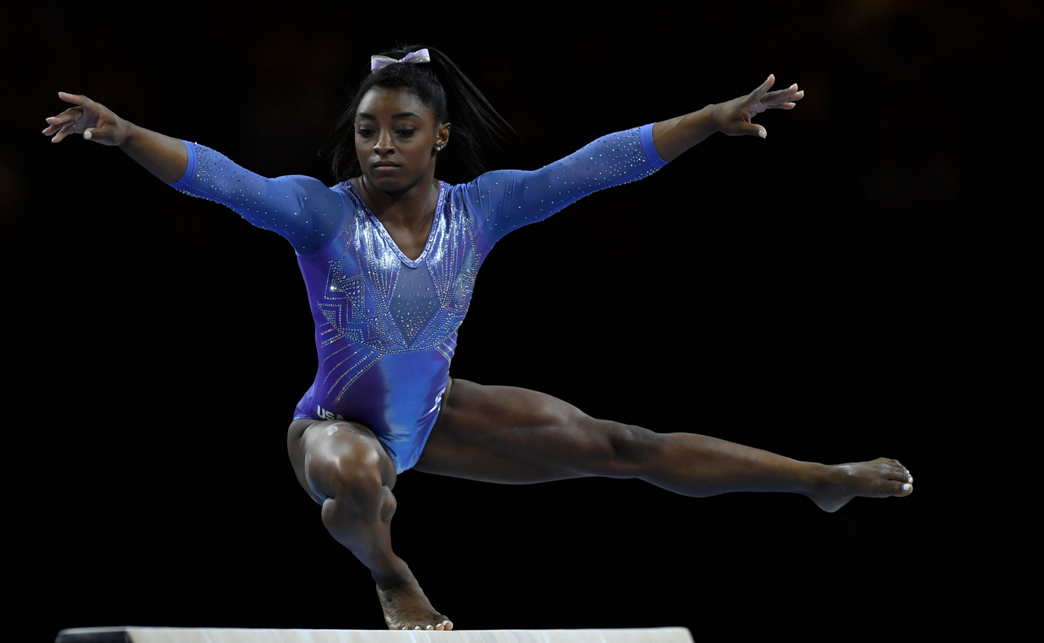 "Biles discusses Nassar abuse and reveals she was ""broken"" after Tokyo 2020 postponement"
