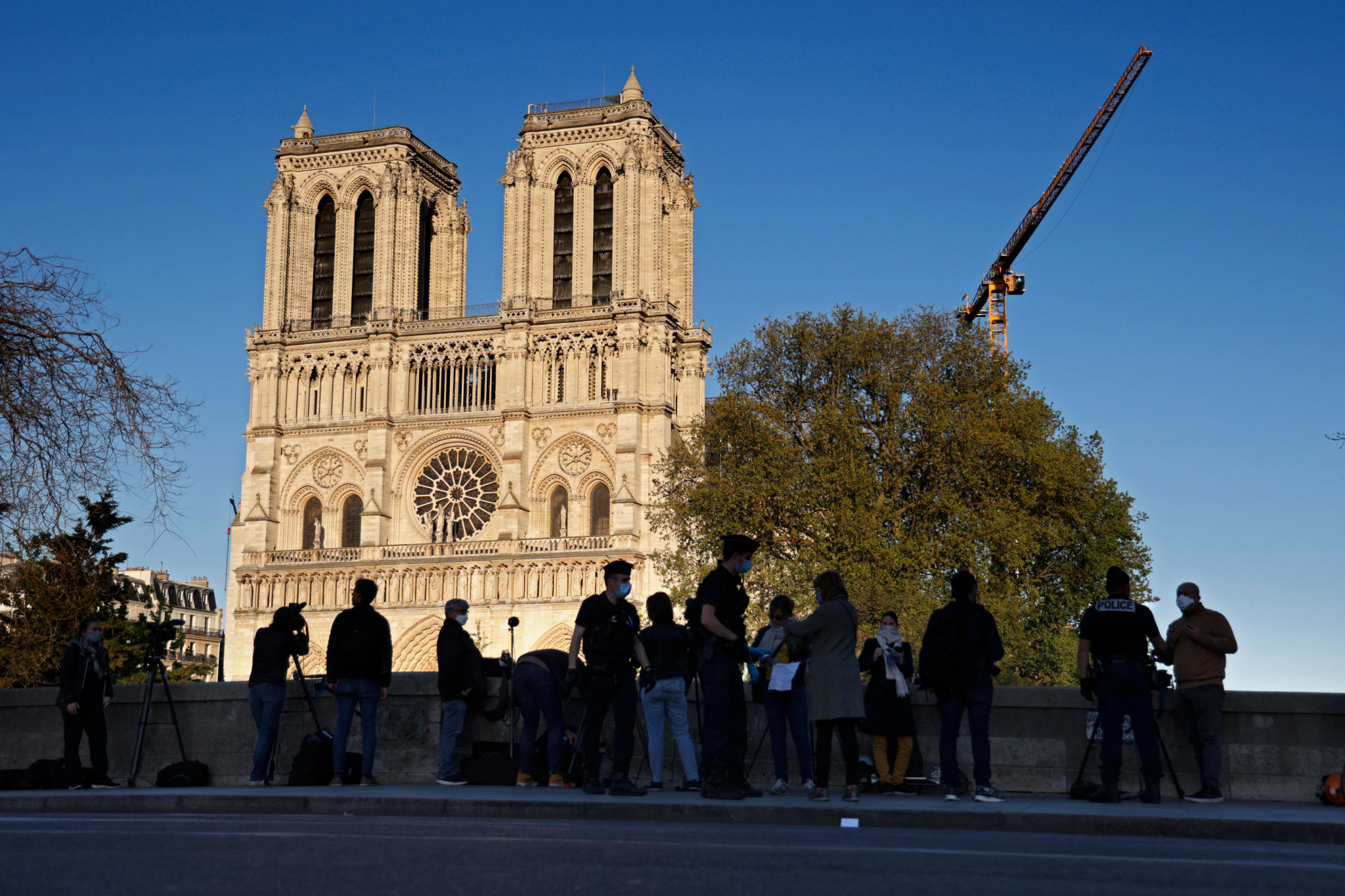 Notre-Dame to be restored to original design in time for Paris 2024