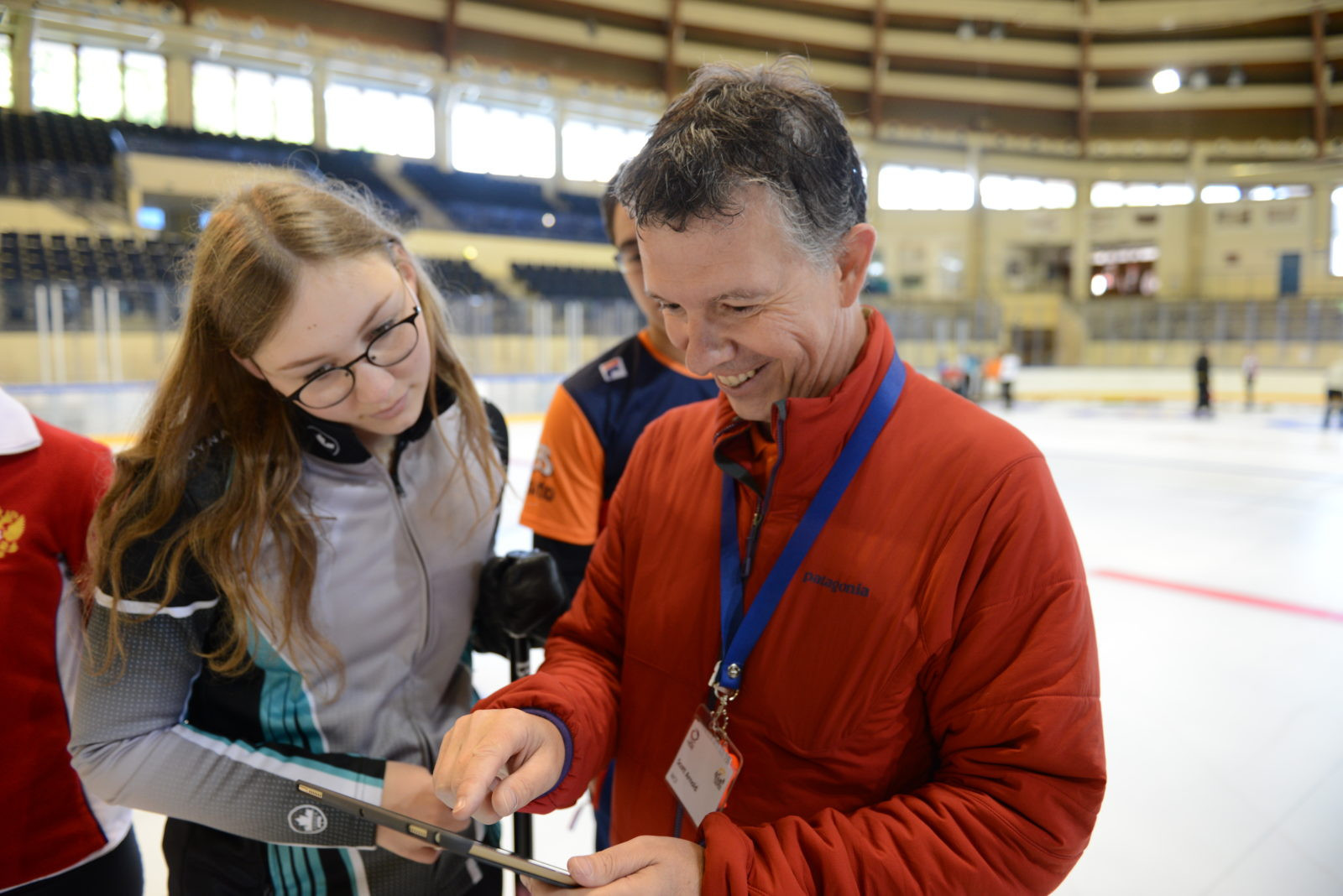 WCF head of development Scott Arnold has revealed his delight at the launch of the World Curling Academy's first online course aimed at teaching a basic knowledge of maintaining curling ice ©WCF