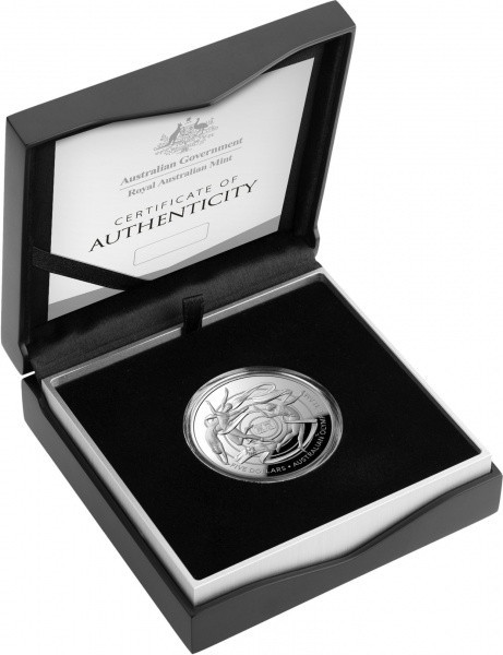 Royal Australian Mint release silver proof dome-shaped coins to celebrate Olympic team