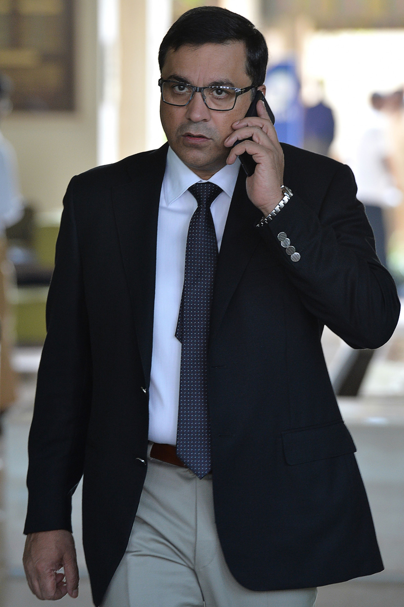 Johri set to depart as BCCI chief executive after resignation accepted